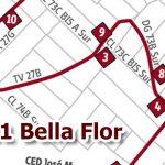 Nueva Ruta: Especial 10-11 Bella Flor