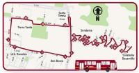 Nueva ruta ESPECIAL 18-7 Soratama