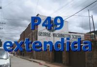 Extendida ruta P49 (oficialmente)