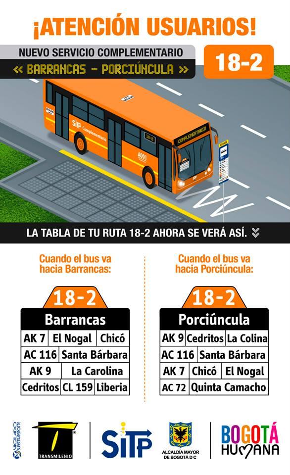 Volante Ruta Complementaria 18-2 Barrancas / Porciúncula