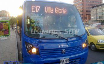 Anunciada ruta E17 (oficialmente)