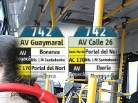Nueva ruta urbana 742 (extraoficial) 1