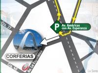 Ruta eventual Corferias (sólo 15 de junio)
