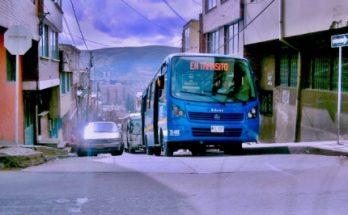 Nueva ruta urbana 189 Cerros de Oriente - Casablanca (extraoficial) 1
