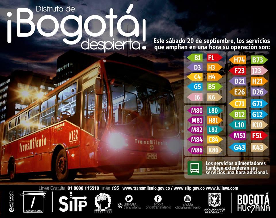 Bogota-Despierta