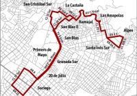 Nueva ruta ESPECIAL T07