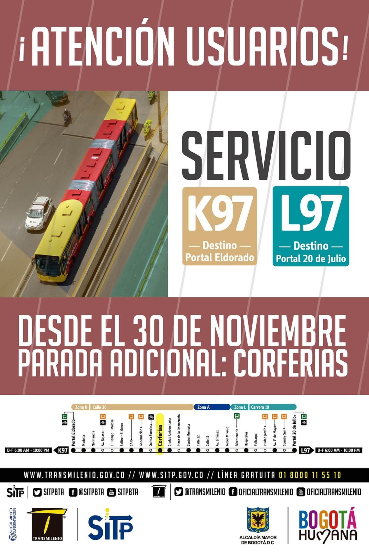 K97-L97_nuevo_parada_Corferias