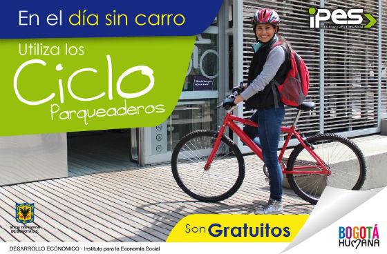 5 de febrero día sin Carro en Bogotá ¿ya sabes qué ruta SITP abordar? 2