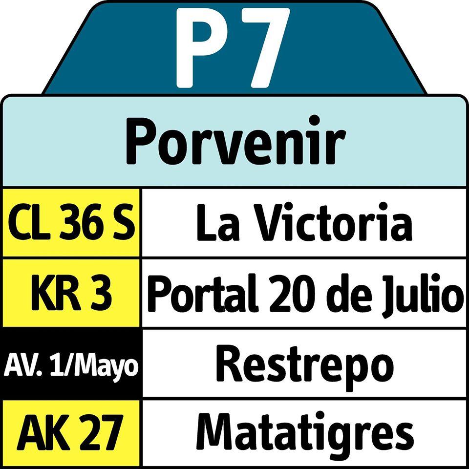 Urbana P7 amplia su recorrido hasta la zona de Pinares 2