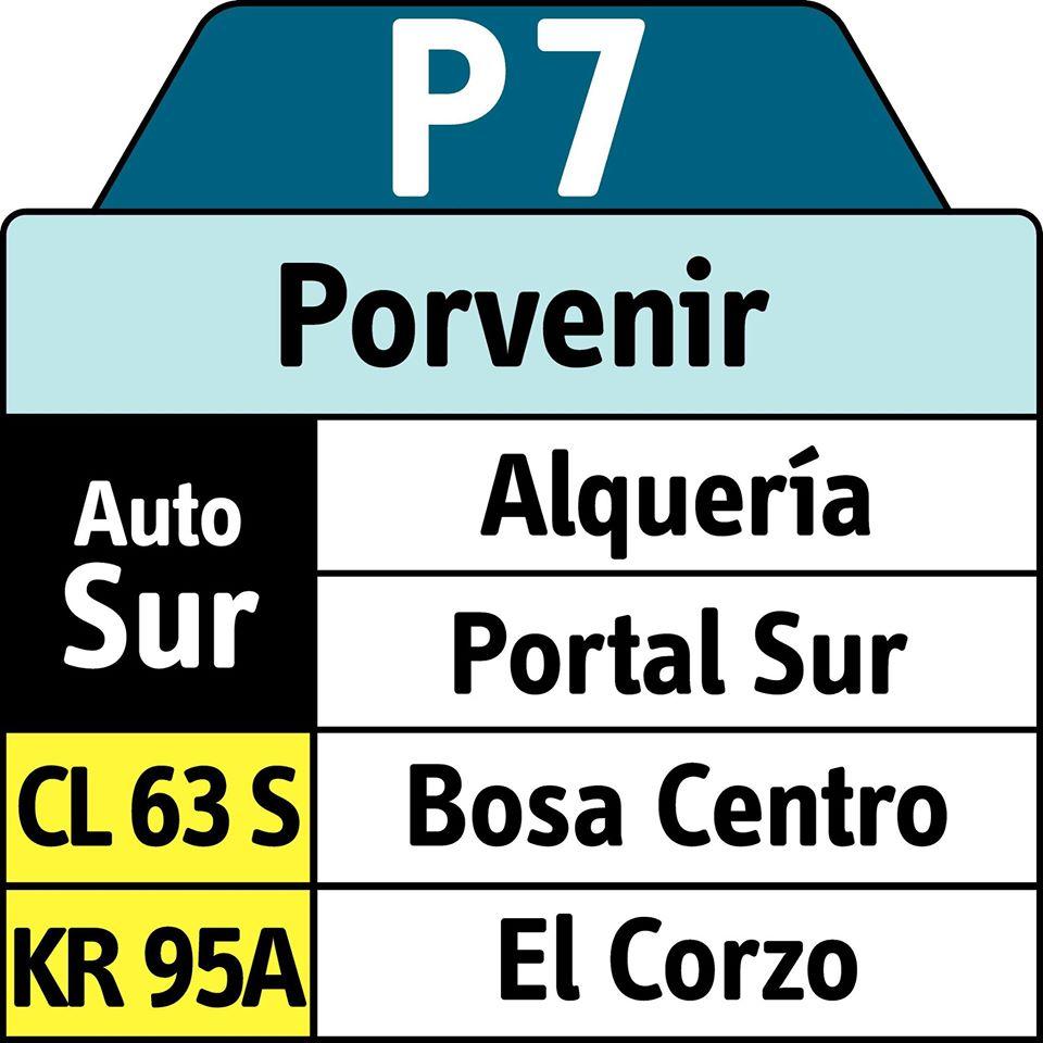 Urbana P7 amplia su recorrido hasta la zona de Pinares 3