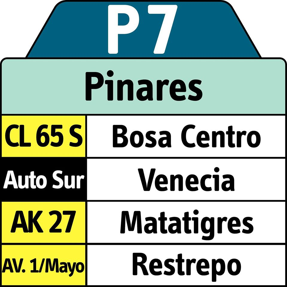 Urbana P7 amplia su recorrido hasta la zona de Pinares