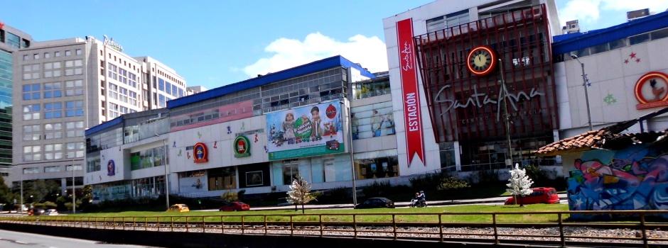 Rutas Exclusivas de Centros Comerciales en Bogotá
