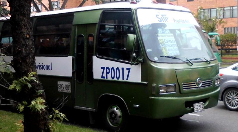 Inician a operar las rutas ZP (Zona Temporal) 3