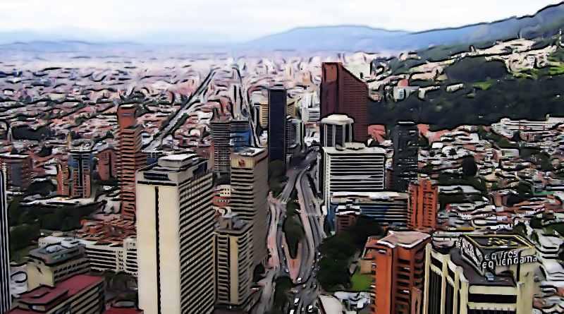 Bogotá, disfruta el circuito en el Centro Colonial