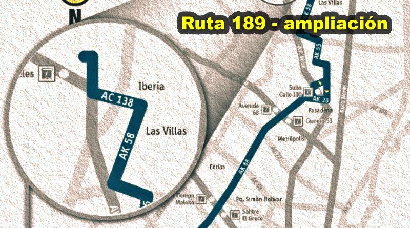 ampliacion_ruta189sitp_casablanca_norte