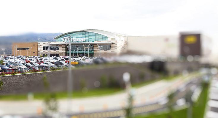 Centro Comercial Fontanar - vista lejana