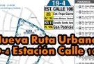 Ruta urbana 19-1 Estación Alcalá, conoce su recorrido y paraderos