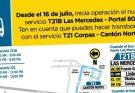 T21B > Las Mercedes – Portal 80