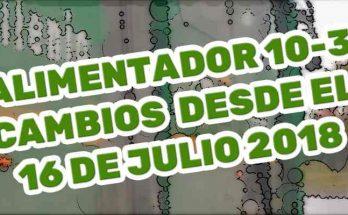 Ruta ALIMENTADORA10-3 > Albán- Carbonell