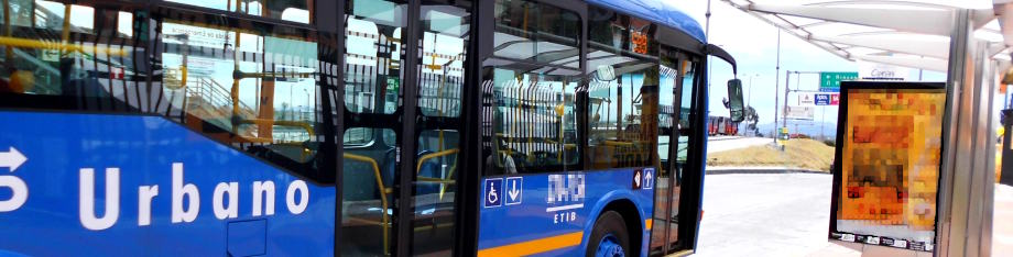 Foto de la ruta 599 urbana
