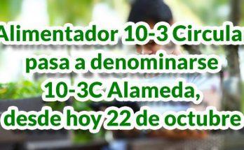 10-3C Alameda (Portal Sur)
