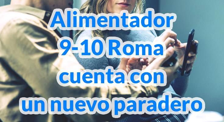 Alimentador 9-10 Roma