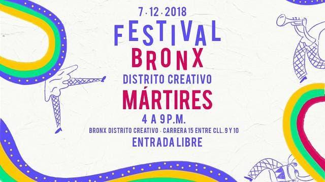Festival del Bronx - noche de velitasFestival del Bronx - noche de velitas