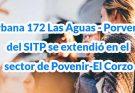 Ruta urbana del SITP denominada 172 Las Aguas - Porvenir del SITP se extendió en el sector de Povenir-El Corzo