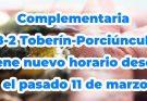 Complementaria 18-2 Toberín-Porciúncula