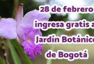 Jardín de Noche, Evento cultural Jardín Botánico de Bogotá gratis