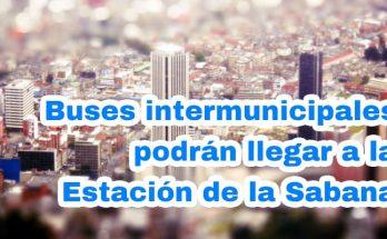 Información sobre la extensión de los buses intermunicipales