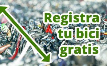 Registra tu bicicleta gratis para ayudar a evitar hurtos en la ciudad de Bogotá