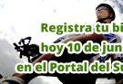 Registra gratis tu bicicleta en el Portal del Sur en Bosa